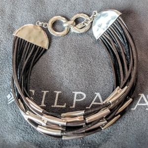 Silpada Speed of Light bracelet. Retired.